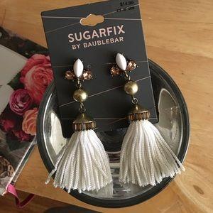 BaubleBar Tassel Earrings